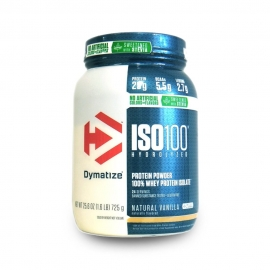 ISO-100 NATURAL HYDROLYZED STEVIA (725G) - DYMATIZE