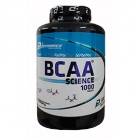 BCAA SCIENCE 1000MG (300 TABS) - PERFORMANCE NUTRITION