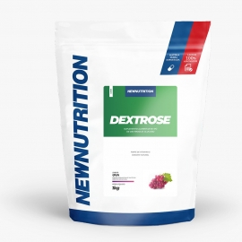 DEXTROSE NEW COM VIT C E CORANTE NATURAL (1KG) - NEW NUTRITION