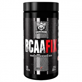BCAA FIX (120 TABS) DARKNESS - INTEGRAL MEDICA