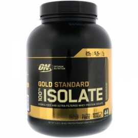 GOLD STANDARD 100% ISOLATE (1,32KG) - OPTIMUM NUTRITION