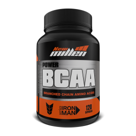 POWER BCAA (120 CAPS) - NEW MILLEN