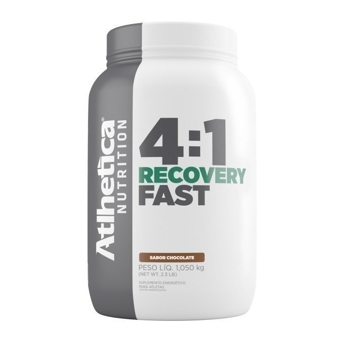 RECOVERY FAST 4:1 (1,050G) - ATLHETICA