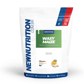 WAXY MAIZE COM VIT C E CORANTE NATURAL (1KG) - NEW NUTRITION