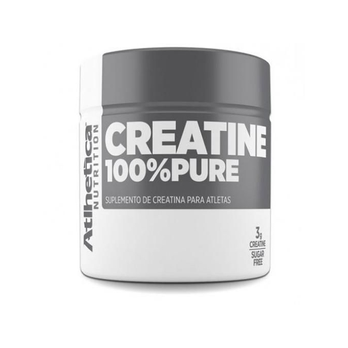 CREATINE 100% PURE (100G) - ATLHETICA