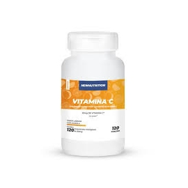 VITAMINA C 1000MG POR PORÇÃO (120 CAPS) - NEW NUTRITION