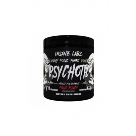 PSYCHOTIC BLACK (220G) - INSANE LABZ