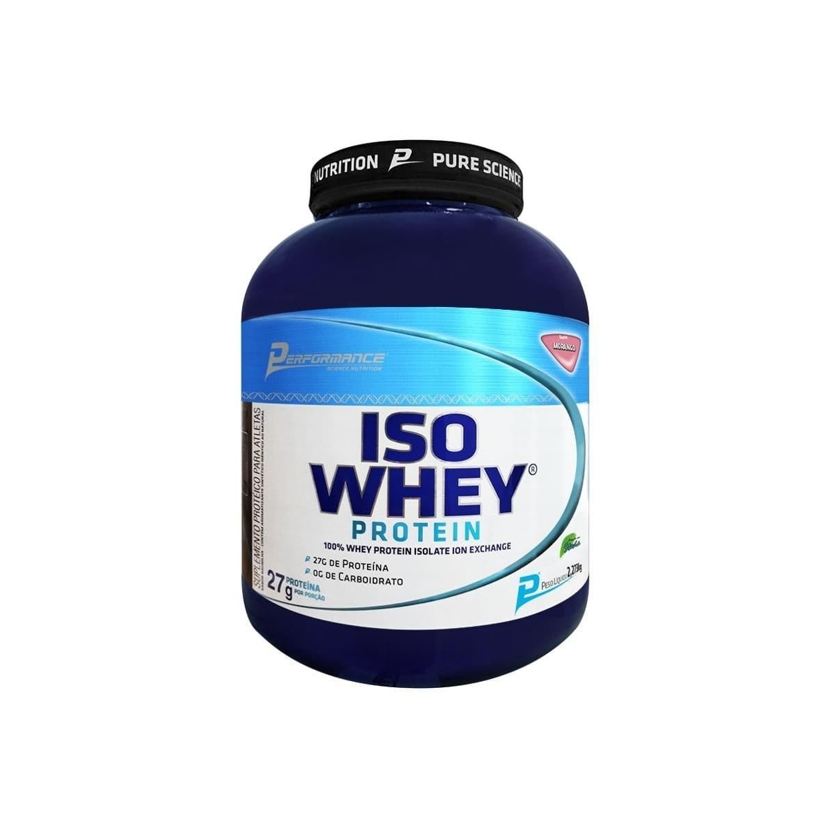 ISO WHEY PROTEIN (2,27KG) - PERFORMANCE NUTRITION