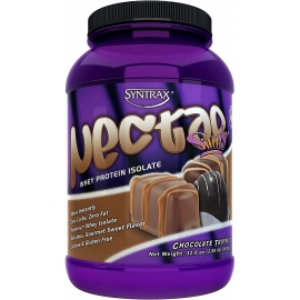 NECTAR SWEETS WHEY PROTEIN ISOLATE (907G) - SYNTRAX