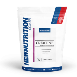 CREATINE 333 PORÇÕES (1KG) - NEW NUTRITION