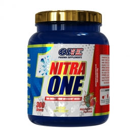 NITRA ONE (300G) - ONE PHARMA SUPPLEMENTS