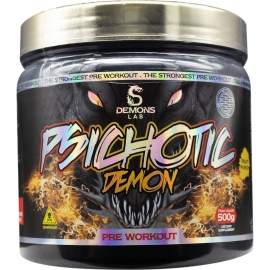 PSICHOTIC DEMON GOLD (500G) - DEMONS LAB