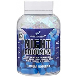 NIGHT ABDOMEN (60 CAPS) - BODY ACTION
