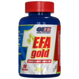 EFA GOLD (90 CAPS) - ONE PHARMA SUPPLEMENTS