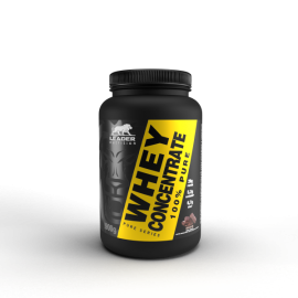 WHEY CONCENTRATE 100% PURE - LEADER NUTRITION
