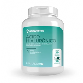 ÁCIDO HIALURÔNICO (30 CAPS) - NEW NUTRITION