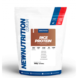 RICE PROTEIN PROTEINA DO ARROZ (900G) - NEW NUTRITION