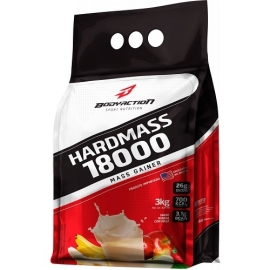HARDMASS 18000 MASS GAINER (3KG) - BODY ACTION