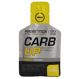 CARB UP GEL (1 SACHÊ) - PROBIÓTICA