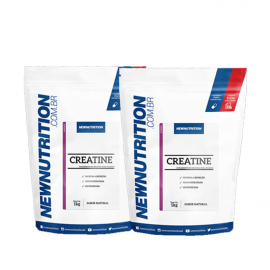 COMBO 2 CREATINAS (1KG + 1KG) - NEW NUTRITION