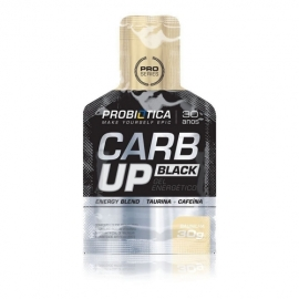 CARB UP GEL BLACK (1 SACHÊ) - PROBIÓTICA