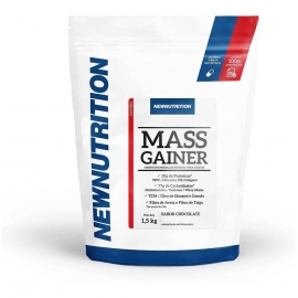 MASS GAINER (1,5KG) - NEW NUTRITION