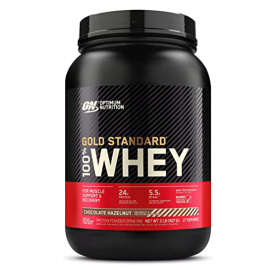 GOLD STANDARD 100% WHEY (909G) - OPTIMUM NUTRITION