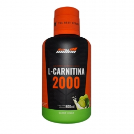 L-CARNITINA 2000 (500ML) - NEW MILLEN