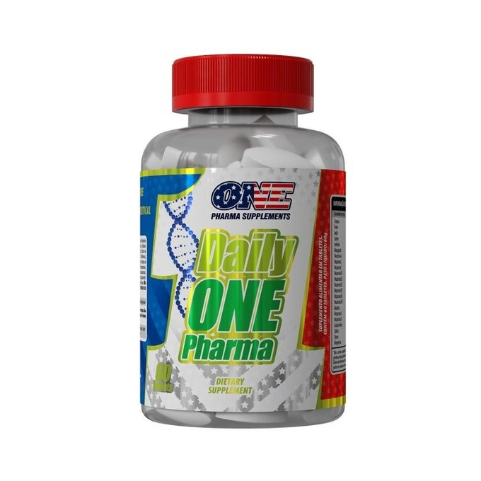 DAILY ONE (60 CAPS) - ONE PHARMA SUPPLEMENTS