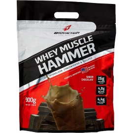 WHEY MUSCLE HAMMER (900G) - BODY ACTION