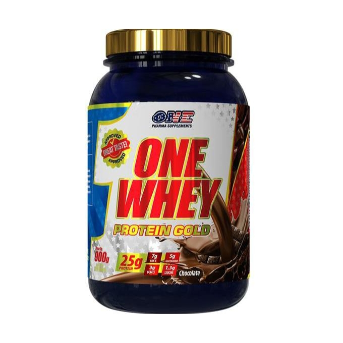 ONE WHEY (900G) - ONE PHARMA SUPPLEMENTS