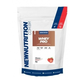 WHEY PRO CONCENTRADA (1KG) - NEW NUTRITION