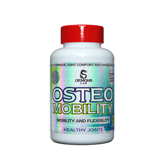 OSTEO MOBILITY (60 CAPS) - DEMONS LAB