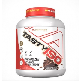 TASTY ISO HYDROLYZED 100% WHEY PROTEIN ISOLATE 5LB (2,28 KG) - ADAPTOGEN SCIENCE