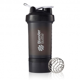 BLENDER BOTTLE PROSTAK FULLCOLOR PRETA